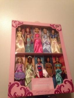 NEW RARE Disney Store Disney Princess Classic Film Collectio