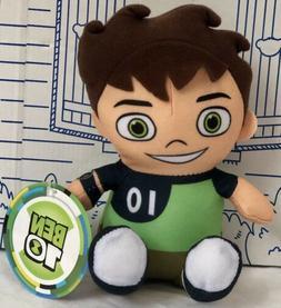 New Ben 10 Tennyson Ten Cartoon Network Plush Toy Stuffed Do