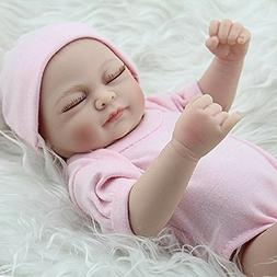 Newborn Baby Dolls For Girls Set That Look Real Alive Realis