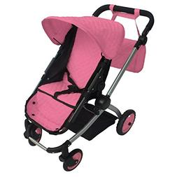 The New York Doll Collection A198 Doll Stroller