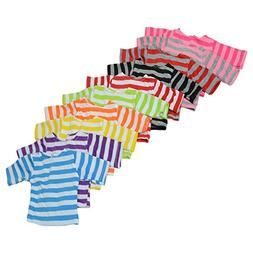 newyork long sleeve striped t