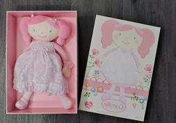 NIB 2007 Corolle Babicorolle POUPEE MELODIE ROSE Soft Baby D