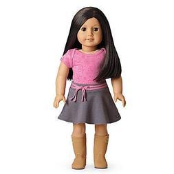 NIB American Girl LOT Doll #25 Pierced Brown Hair Brown Eyes