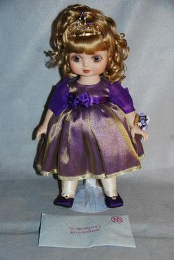 NIB Marie Osmond Bell of The Ball 16 inch Doll Free Shipping