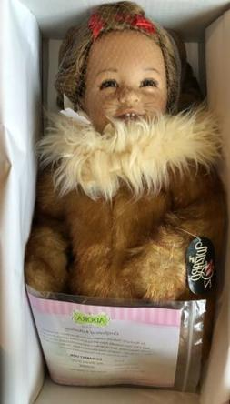 """NIB WOZ Adora Baby Doll Wizard of Oz 20"""" Cowardly Lion Wit"""