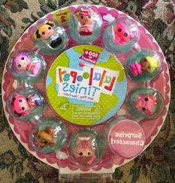 NIP LALALOOPSY Tinies 10 pack Dolls Series 2 NEW Mint E Bubb
