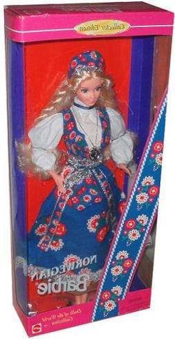 Norwegian Barbie. Dolls of the World Collection