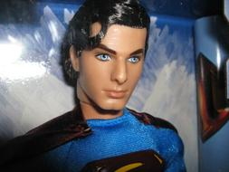 NRFB 2005 Superman Returns Ken Doll with Poster