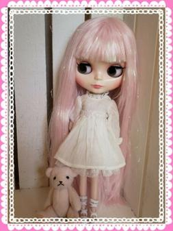 Nude Factory Type Neo Blythe Doll Pale Pink with Iridescent