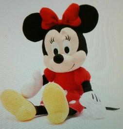 """NWT 15""""  Minnie Mouse Plush Doll - Stuffed Toy Authentic Lic"""