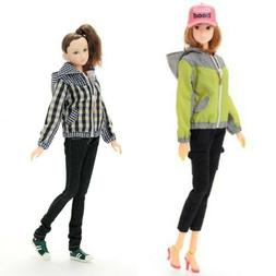 Sekiguchi MOMOKO Nylon Parka Jacket for momoko 11-in Doll