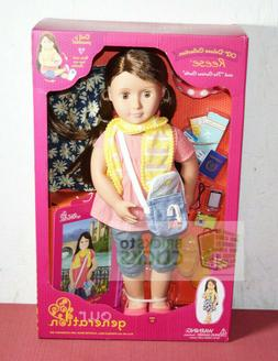 "Battat Our Generation 18"" Doll Deluxe Collection Reese Curio"