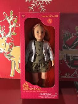 "Our Generation 6"" Mini Arianna Doll By Battat!"