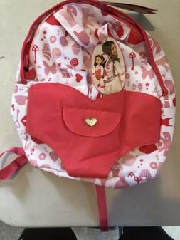 Our Generation Hop On Carrier Backpack With Doll Holder