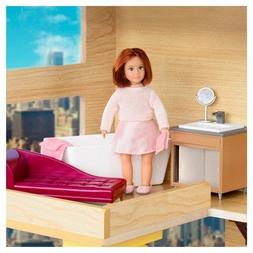 Our Generation Lori Dollhouse - LUXURY BATHROOM SET - Fashio
