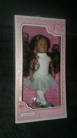 our generation lori fabiana ballerina 6 doll