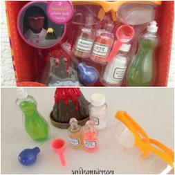 Our Generation VOLCANO LAB Set~for American Girl~School Clas