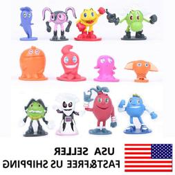 PAC-MAN And The Ghostly Adventures Game Action Figure Doll T