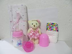 Custom Set Compatible with Baby Alive Snackin Lily - Bottle