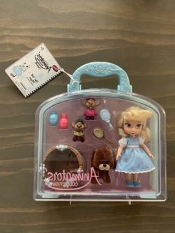 Disney Parks Animators' Collection Mini Doll Play Set CINDER