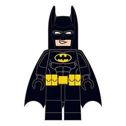"LEGO Batman Character Shaped Soft Plush Cuddle Pillow, 19"""