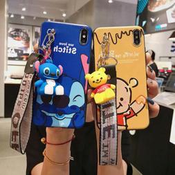 Phone Case Cartoon Stitch Doll Soft TPU For iPhone11 Max X X
