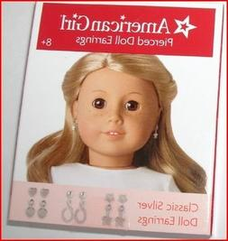 American Girl Pierced Doll Earrings by American Girl