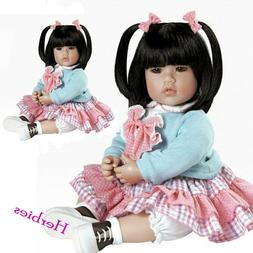 Adora Play Doll 20 Inch Smart Cookie - Black Hair - Brown Ey
