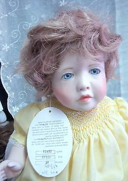 "PLAYHOUSE Doll Wig ""TRACY"" Size 12-13 BLONDE - for TODDLER D"
