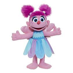Playskool Sesame Street Abby Cadabby Jumbo Plush Doll Toys A