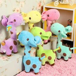 Plush Doll Kawaii Soft Giraffe Plush Toy for 1 year old Baby