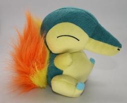 Pokemon Center Cyndaquil Fire Pokedoll Stuffed Animal Plush