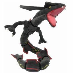 Pokemon Center Mega Dragon Plushie Shiny Rayquaza Plush Doll