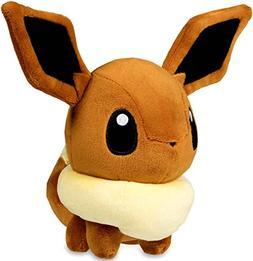 Pokemon Center Original  Stuffed Poke Plush Eevee Doll