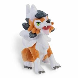 Pokemon Dusk Form Lycanroc Lugarugan Rock Soft Plush Doll St