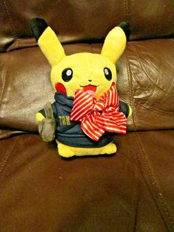 """Pokemon Pikachu NRT Plush 8"""" inches"""