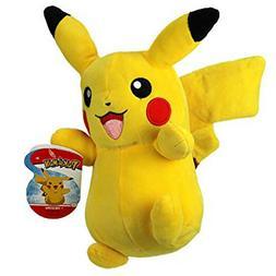 """Pokemon Plush, 8"""" Inch Plush Pikachu"""