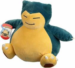 Pokemon Plush, Large 12 Inch Plush Snorlax