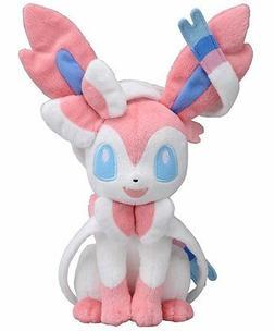 Pokemon Sylveon  Plush Doll Figure Toy Kids Birthday Gift 8