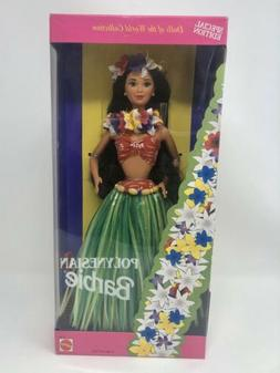 Polynesian Barbie - Dolls of the World Collection - 1994 NIB