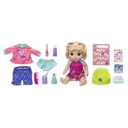 Baby Alive Potty Dance Exclusive Value Pack