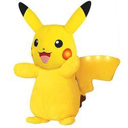 Pokémon Power Action Pikachu 12 Inch Plush - Shake to Charg