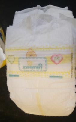Preemie Baby Three  Diapers Newborn /Reborn Real Doll Pamper