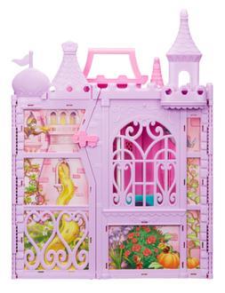 Disney Princess 2 FT Tall POP UP PALACE Doll House! 13 Acces
