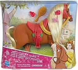 Disney Princess Beauty and the Beast Philippe Doll Horse