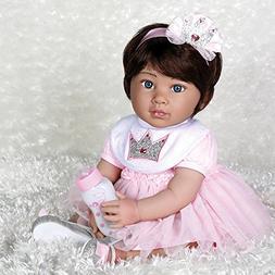 Paradise Galleries Reborn Princess Mexican Baby Doll Royal D