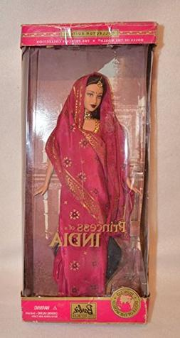 Princess Dolls of the World India French Court Incas Nile Gr