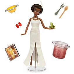 Disney Princess and the Frog Tiana Deluxe Talking Doll Set