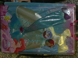 DISNEY PRINCESS LITTLE MERMAID ARIEL DOLL FASHION SET # V879