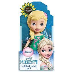 New Disney Princess Mini Toddler Figurine Doll - Elsa